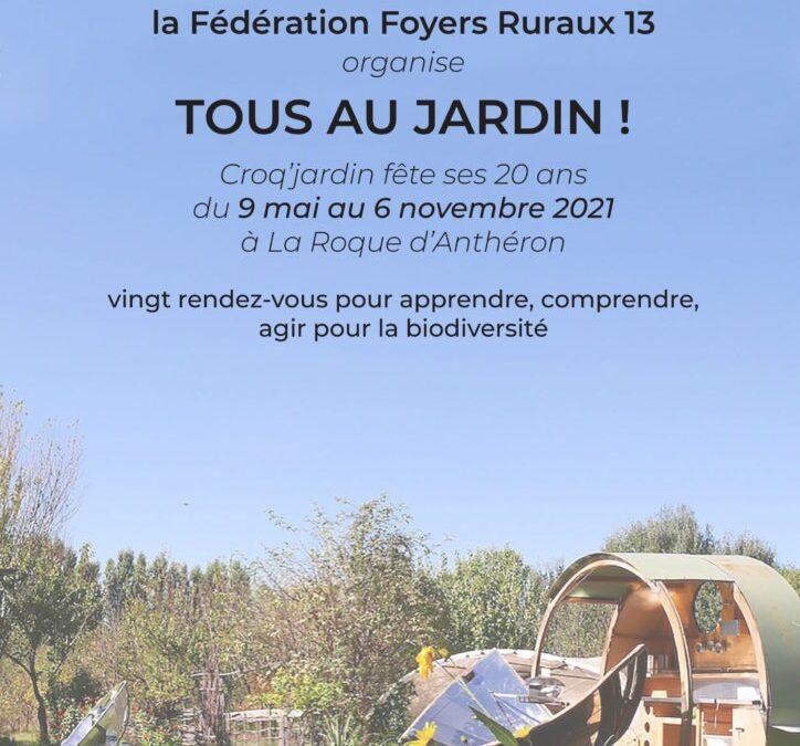 """""""TOUS au JARDIN 2021"""" –"""